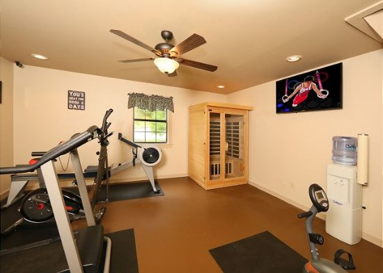 Smoky Mountain Resort, Lodging, & Conference Center: Fitness Center