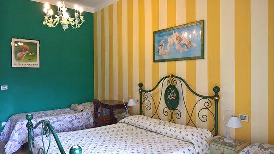 B&B San Lorentino House: Camera Verde