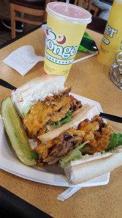 Booeymonger restaurant american restaurant 3265 for American cuisine restaurants in dc