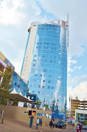 Kigali, Rwanda: キガリで最も高い建物