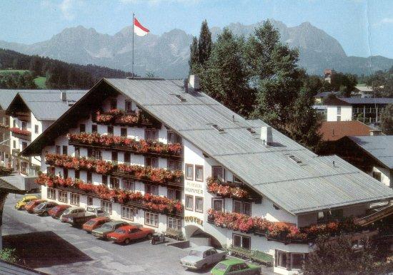 Kitzbuhel Austria Pension Hummer At Kitzbühel Robert Bovington