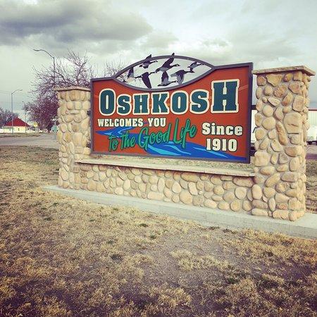 You just don't expect fresh roasted Kona beans in Oshkosh, NE