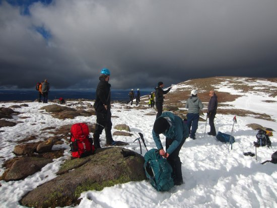 Cairngorm Adventure Guides: Day1