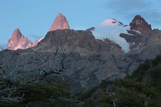 Hosteria El Pilar: Morning view