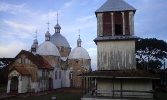 Igreja Ucraniana de Antonio Olinto-PR
