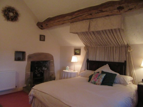 "Buxworth, UK: ""The most comfortable bed ever!"""