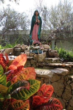 Parroquia de Cristo Resucitado: Virgen de Guadalupe