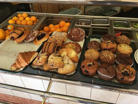 Sunflower cafe american restaurant 284 ofarrell st in for American cuisine in san francisco