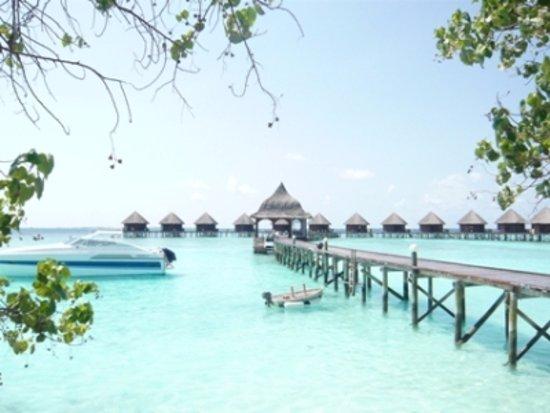 Thulhagiri Island Resort: common area