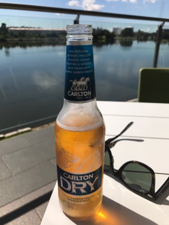 Wolli Creek, Australia: Cold beer