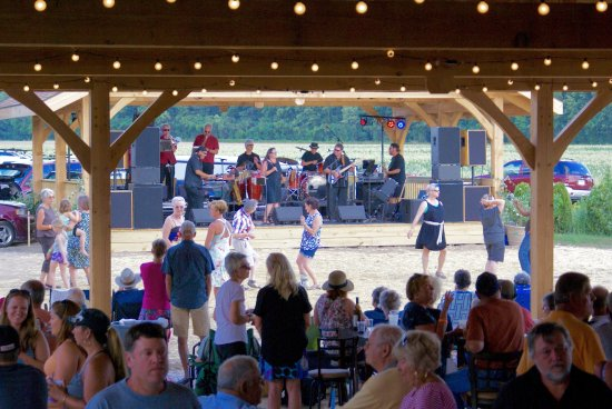 King Ferry, NY: Treleaven's Kings of Summer, the biggest summer party on the east side of Cayuga Lake.