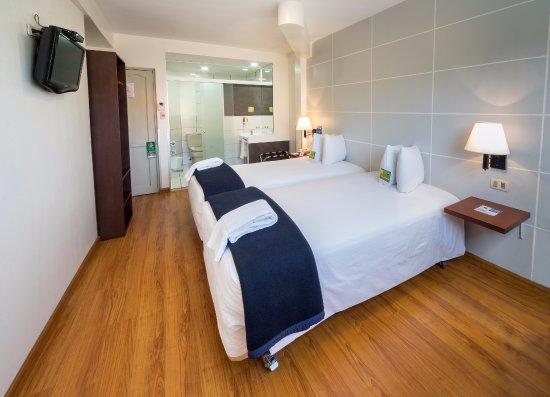 Hotel LP Columbus: Twin Room