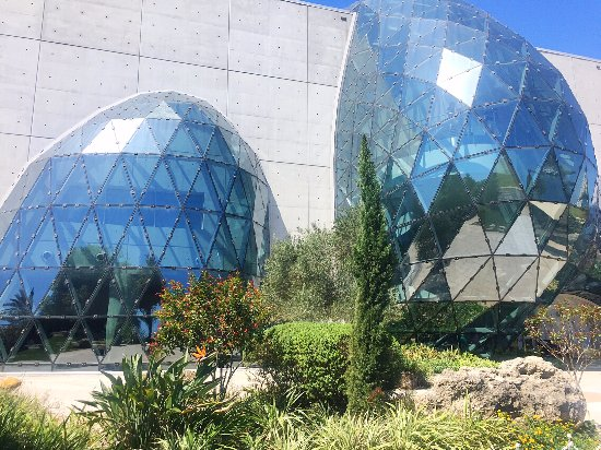 Photo of Tourist Attraction The Dali Museum at One Dali Blvd, St. Petersburg, FL 33701, United States