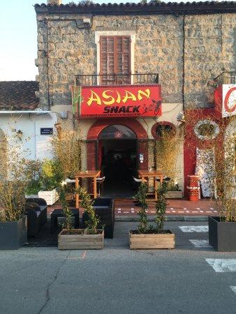 Restaurant Asiatique Propriano