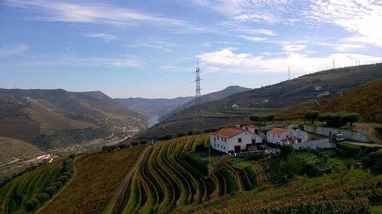Anima Durius Douro River Cruises : Quinta dos Poços main house.