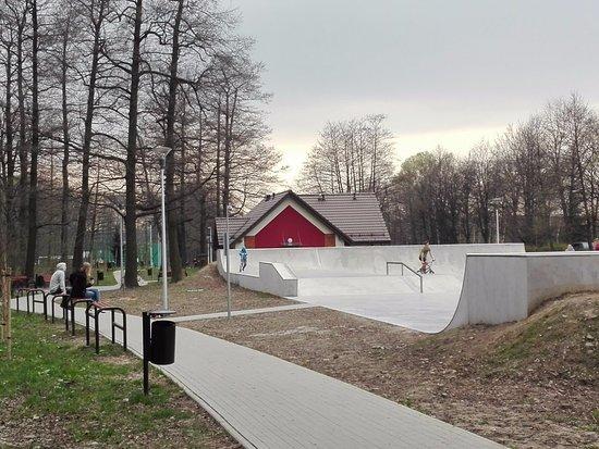 Bulwary Straceńskie w Bielsku-Białej