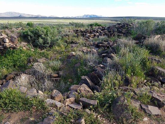 Cordes Lakes, AZ: Pueblo la plata ruins