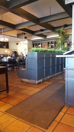 Beaupre, แคนาดา: Restaurant
