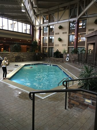 Whether you arrive in the Twin Cities at the airport or drive up IW, you'll find that our Holiday Inn Bloomington Airport South (Mall Area) hotel offers you the ideal location.