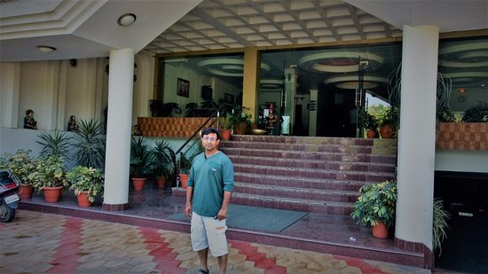 Sunder Nagar, Inde : good hotel - worth looking up