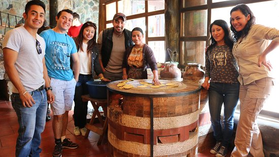 Katok Tecpan: Nuestra tortillera favorita