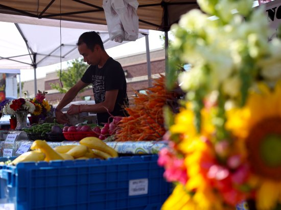 Spokane, WA: Local farmers market are a must see and shop