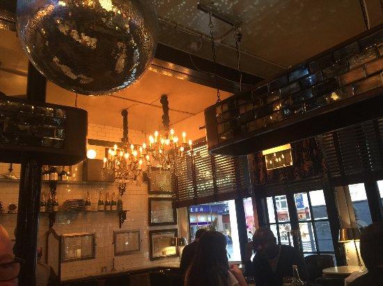 Nice interior bild från randall aubin restaurant