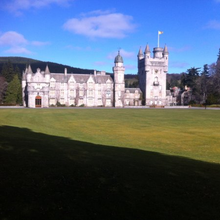 Balmoral Castle: The Castle and Grounds