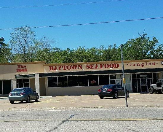 Baytown Seafood - Liberty, Texas