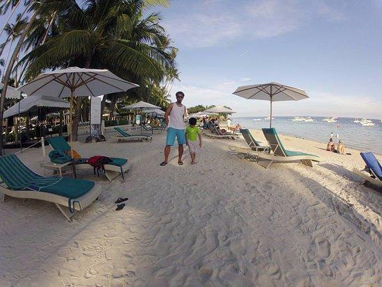 Foto de Henann Resort Alona Beach