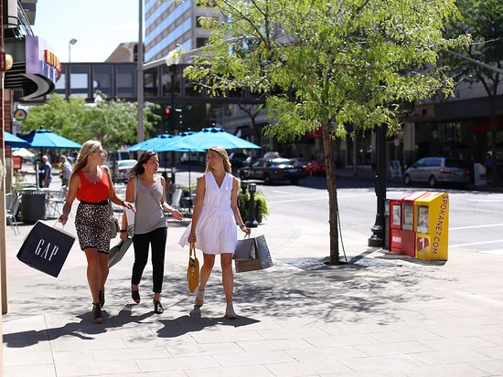Spokane, WA: Check out all the great shopping, from national retail stores to local boutiques