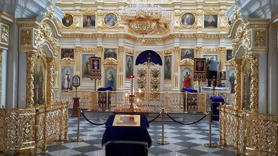 Church of The Holy Righteous Simeon and Anna The Prophetess: 20170403_160755_large.jpg