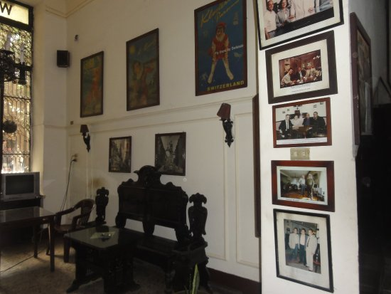 Windsor Hotel Cairo: hall d'étage