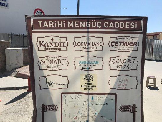 Konya Kültür Sokağı