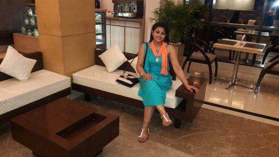 Hotel Kiranshree Portico: 20170402_181122_large.jpg