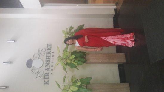 Hotel Kiranshree Portico: 20170402_111828_large.jpg