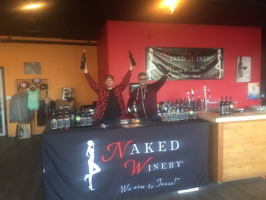 ‪Naked Winery Seaside Tasting Room‬