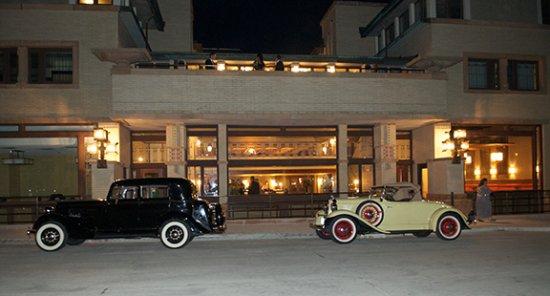Last remaining Frank Lloyd Wright built hotel in the World.