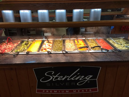 Stupendous Vegetable Bar Picture Of Ole Times Country Buffet Macon Home Interior And Landscaping Mentranervesignezvosmurscom