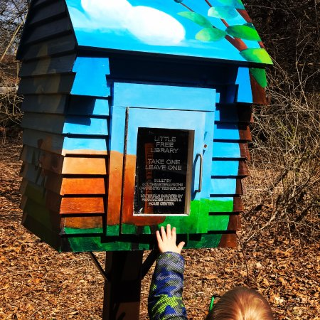 North Easton, Μασαχουσέτη: Take a Book - Leave a Book Little Library