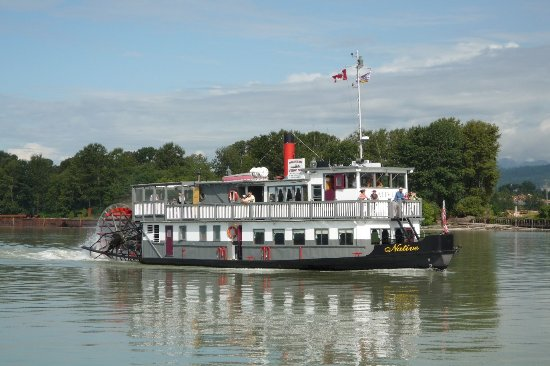 Paddlewheeler Riverboat Cruises