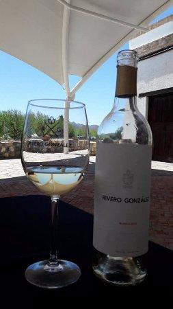 Bodega Rivero Gonzalez: Excelente vinos blancos !