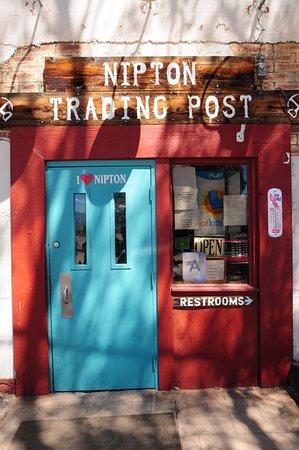 Nipton, Californië: Trading Post