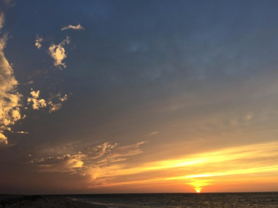 Cayo Costa State Park: Green Flash?