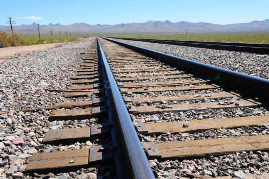 Nipton, Califórnia: Railroad