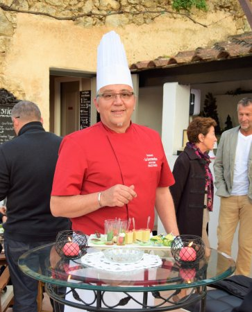 Feliceto, France: LE CHEF