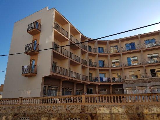 Iris hotel el arenal espagne voir les tarifs 5 avis for Comparateur de prix hotel espagne