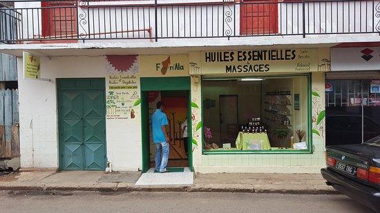 Antsirabe, Madagascar: Boutique Fon'Ala