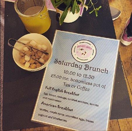 Wirksworth, UK: Bargain for a Saturday 🥓🍳🍞