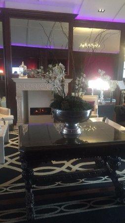 Castletroy Park Hotel : Reception/waiting area